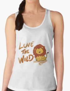 Love the wild Women's Tank Top