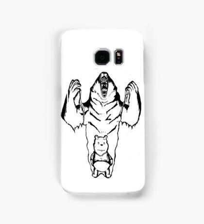 Winnie the Pooh inner Bear  Samsung Galaxy Case/Skin
