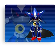 Neo Metal Sonic Canvas Print