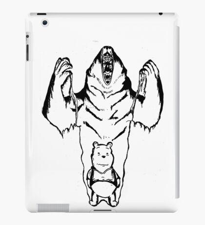 Winnie the Pooh inner Bear  iPad Case/Skin