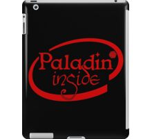 Paladin Inside iPad Case/Skin
