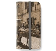 calle crisologo iPhone Wallet/Case/Skin