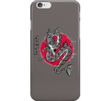 Japanese Water Dragon iPhone Case/Skin