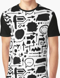 Arrows sketch set Graphic T-Shirt
