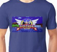 Sonic Retro Unisex T-Shirt