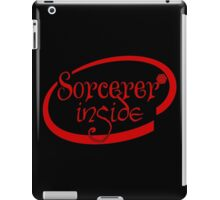 Sorcerer Inside iPad Case/Skin
