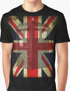 Union Tardis Graphic T-Shirt