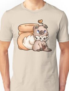 Rockruff Doughnuts Unisex T-Shirt