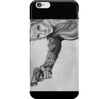 Scarlett Johansen-Black Widow iPhone Case/Skin