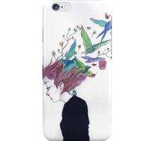 Blow me away iPhone Case/Skin