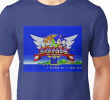 Sonic The Hedgehog 2 Unisex T-Shirt
