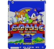 Sonic The Hedgehog 2 iPad Case/Skin
