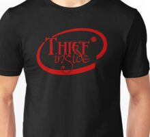 Thief Inside Unisex T-Shirt