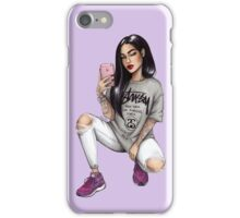 Stussy Girl iPhone Case/Skin