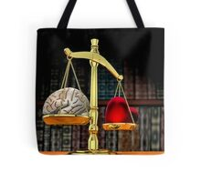 Make Up Your Mind Tote Tote Bag