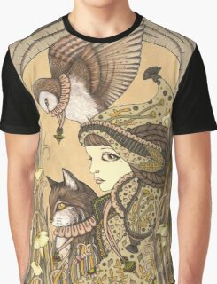 Harmony - 3 Of Charms Graphic T-Shirt