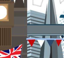 London City Sticker