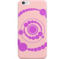 Crop Circle Magic 4 iPhone Case/Skin