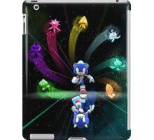 Super Sonic Space iPad Case/Skin