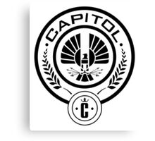 The Hunger Games - The Capitol MockingJay Canvas Print