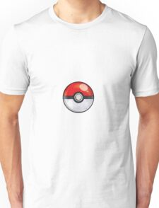 Pokeball Pokemon GO Unisex T-Shirt