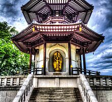 The Pagoda by DavidHornchurch