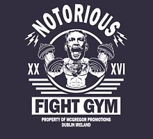 Conor Mcgregor Fight Gym Unisex T-Shirt