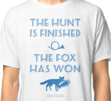 The Fox Has Won - Leicester Classic T-Shirt
