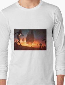 Invasion Long Sleeve T-Shirt