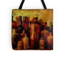 Bottles Tote Tote Bag