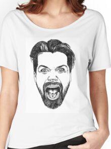 Simon Neil Illustration Women's Relaxed Fit T-Shirt