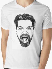 Simon Neil Illustration Mens V-Neck T-Shirt