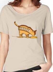 le VRAI Chat-Bus IRL ! #Ghibli #Totoro #fan art #neko #Cat #Chat #IRL #in real life - Nekobus IRL Women's Relaxed Fit T-Shirt