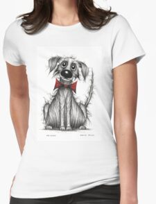 Mr Woof Womens Fitted T-Shirt