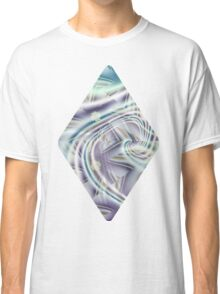 Abstract Shards Fractal  Classic T-Shirt