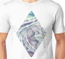 Abstract Shards Fractal  Unisex T-Shirt