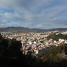 Malaga, Costa del Sol, Spain by Pawel J