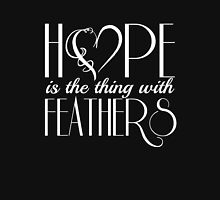 Hope is the thing with feathers Women's Relaxed Fit T-Shirt