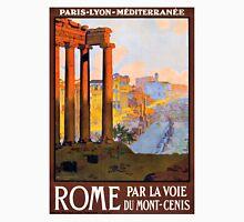 Vintage Rome Travel  Unisex T-Shirt