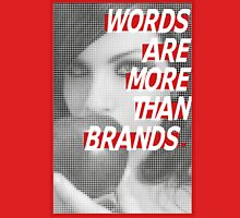 Project Apple- Words are more than Brands Unisex T-Shirt