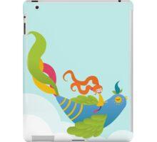 Bird and Girl iPad Case/Skin