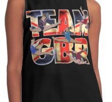 Team Great Britain Gymnastics  Contrast Tank
