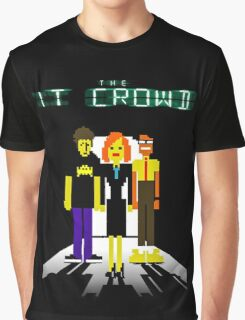 it crowd Graphic T-Shirt