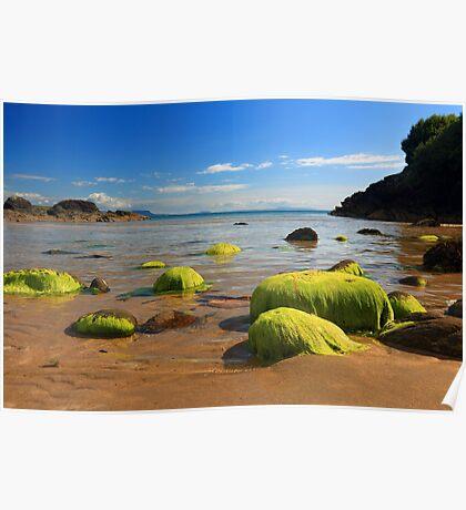 Fintragh Bay Beach Poster