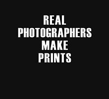 Real Photographers Make Prints Classic T-Shirt