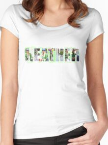 Heather Morris Women's Fitted Scoop T-Shirt