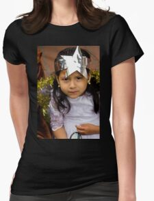 Cuenca Kids 793 Womens Fitted T-Shirt