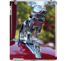 Fire Truck Hoodie I iPad Case/Skin