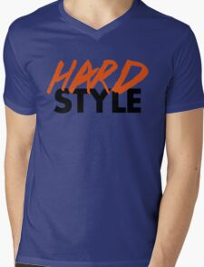Dirty Hardstyle Music Quote Mens V-Neck T-Shirt