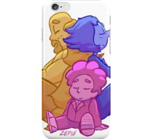 Greg Pearl and Steven iPhone Case/Skin